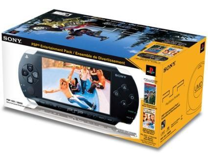 New PSP Entertainment Pack coming for $250