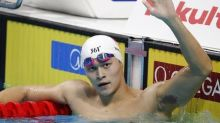 Swimming: Exhausted Sun opts out of 1500 freestyle race