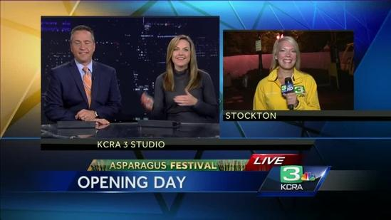 Asparagus Festival kicks off Friday in Stockton