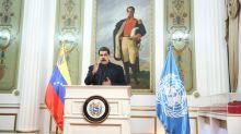 Venezuela's Maduro calls on U.N. members to rally against U.S. sanctions