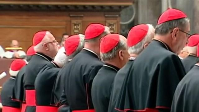 Behind the Scenes of the Papal Conclave