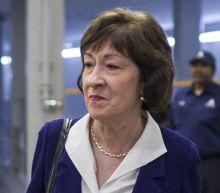 Democratic challenger criticizes Susan Collins after new Brett Kavanaugh allegations