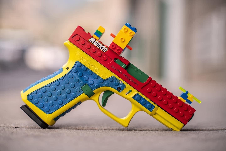 Firearms company slammed for pistol that looks like children's toy