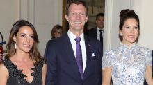 Prince Joachim's wife is Princess Mary's doppelgänger