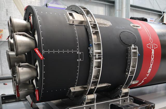 Rocket Lab tested its parachute system on a live booster for the first time