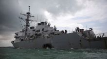 U.S. Navy officers face possible homicide charges over ship collisions