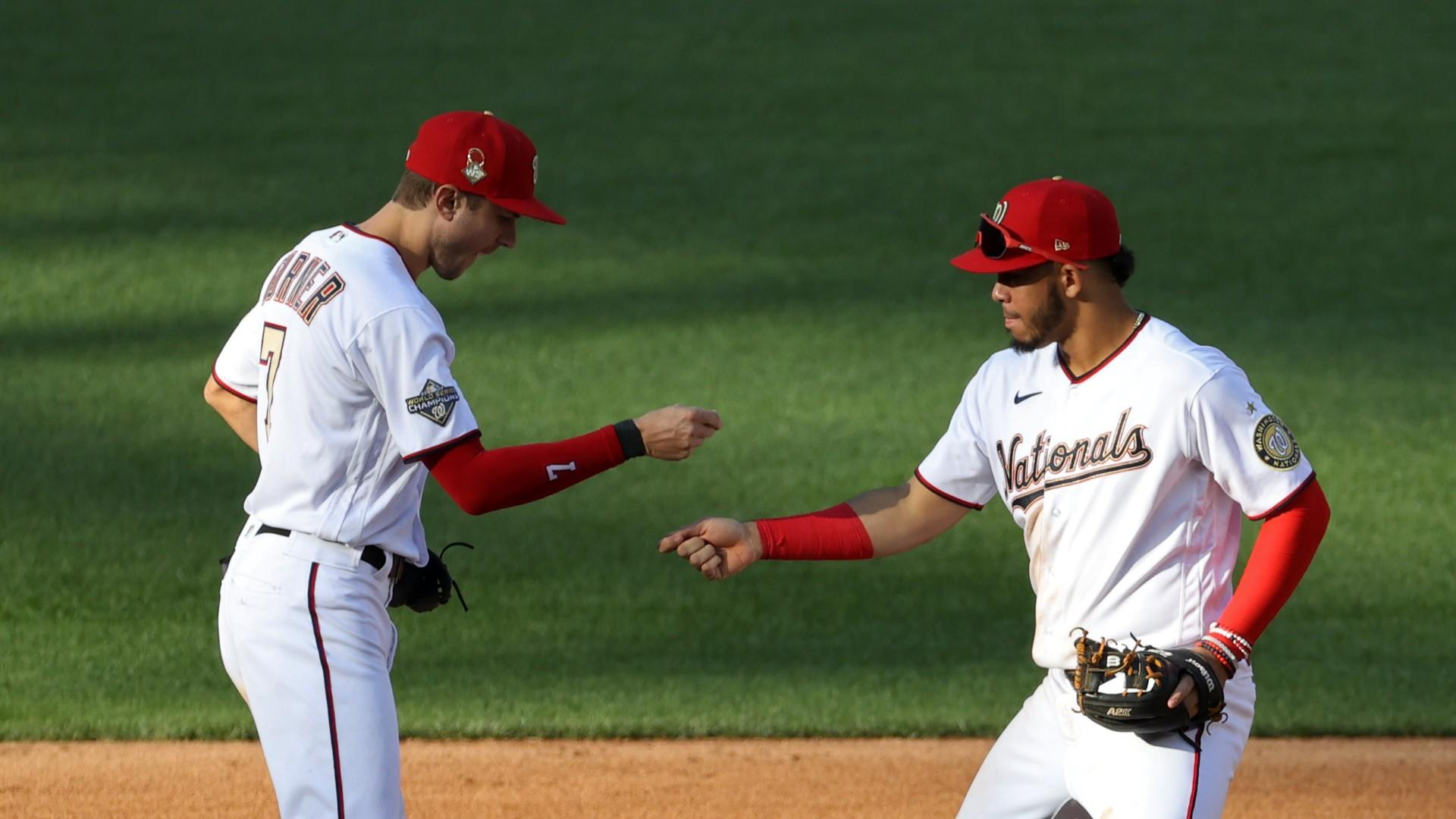 Déjà vu: Nationals again sweep Phillies doubleheader to dash playoff hopes