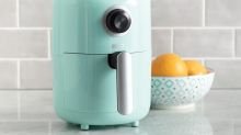 This cute air fryer is perfect for small spaces — and it's on sale!
