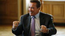 Arnold Schwarzenegger en piste pour jouer dans sa première série