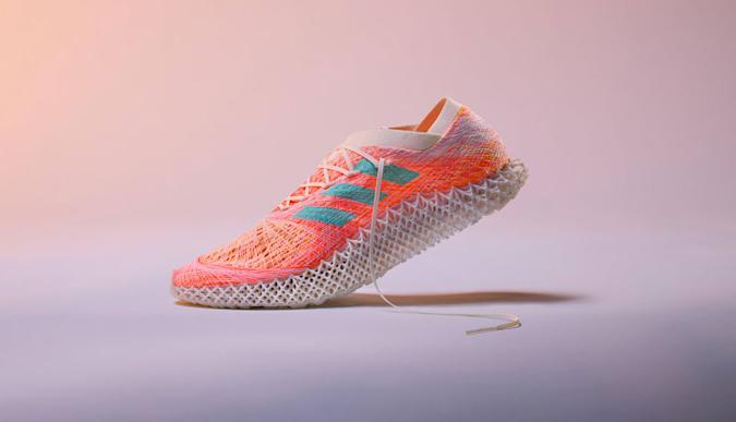 Adidas' new Strung shoe from the Futurecraft line