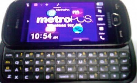 Samsung Craft LTE phone spied enroute to MetroPCS?