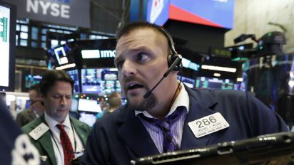 Stocks are heading for worst year since 2008 crash