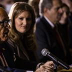 Trump Calls Into Rudy Giuliani's Latest Election Fraud Pantomime