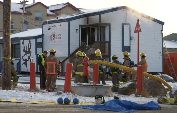 Iqaluit's Big Racks Barbecue catches fire - Yahoo News Canada
