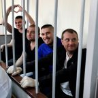 Russia extends Ukraine sailors' detention amid prisoner swap talks