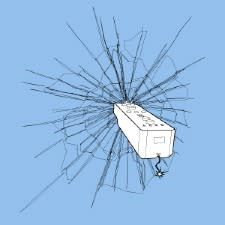 The Wii disaster shirt