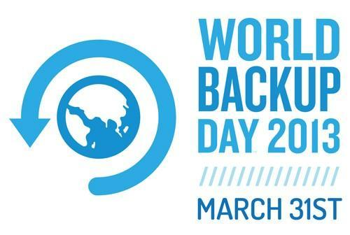 It's World Backup Day: no time like the present to protect the past