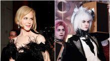 Nicole Kidman, una irreconocible punki en su nueva película