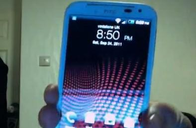 HTC Runnymede spotted in the wild (updated with backup video)