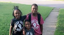 8-year-old wearing BLM shirt banned from school cafeteria and recess, Oklahoma mom says