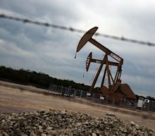 Oil prices get a lift from China data as OPEC report suggests an uptick in demand