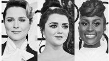 The Drugstore Brand Behind Golden Globe Looks of Issa Rae, Maisie Williams, and Evan Rachel Wood