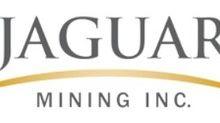 Jaguar Mining Reports Second Quarter Financial Results; Revises 2018 Production Guidance