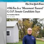 North Dakota GOP candidate bashes #MeToo in wake of Kavanaugh row