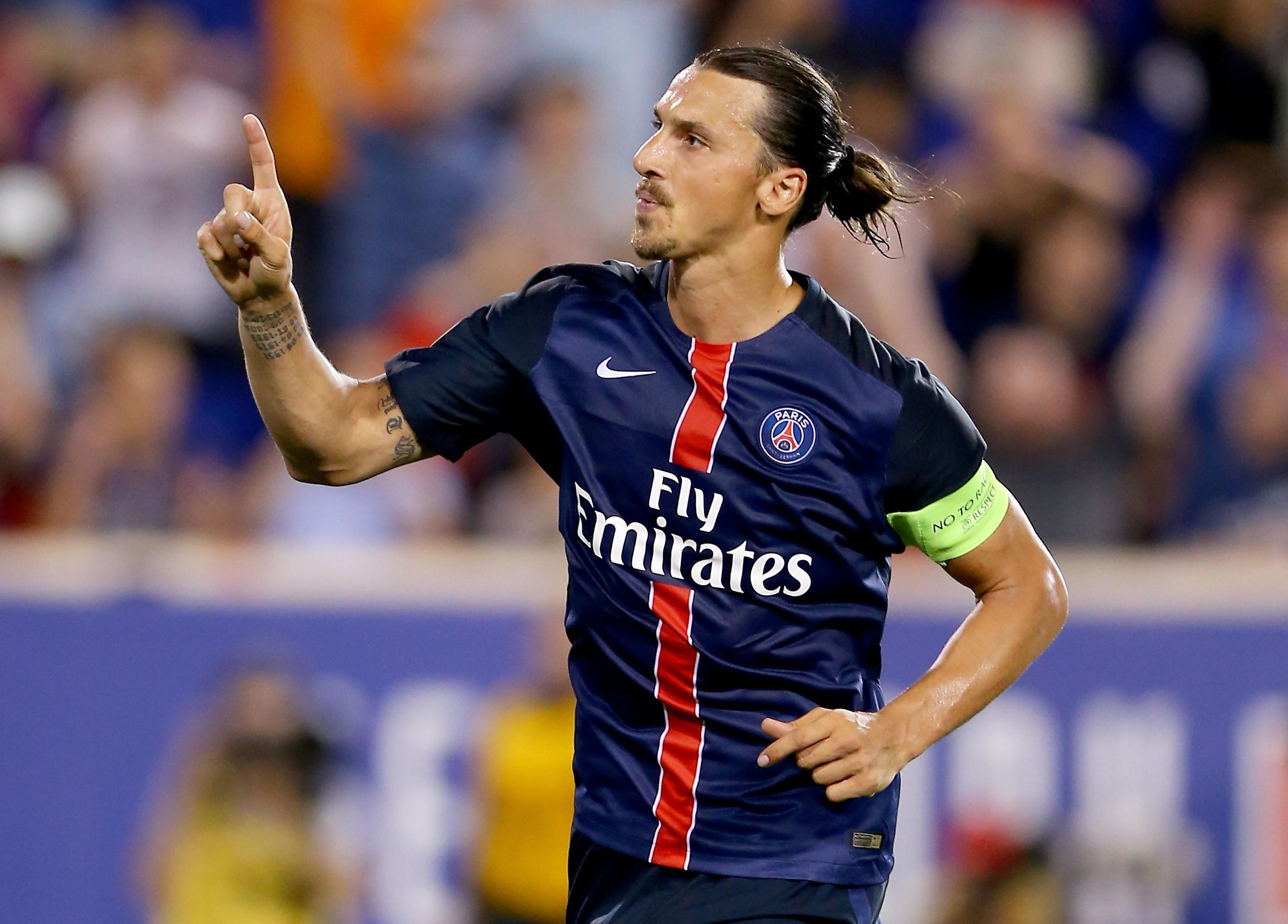 Zlatan Ibrahimovic says absolutely he d like to play in Major
