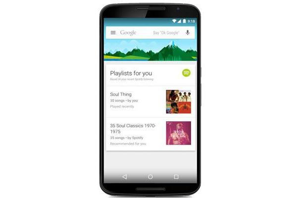 Google Now pulls info from 70 more Android apps