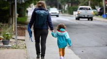 Pandemic offers 'huge potential' for shift to walking, biking to school
