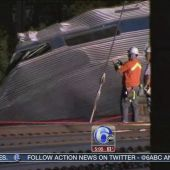 Amid NJ train crash, local commuters recall Amtrak derailment