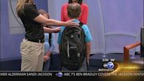 Back-to-school with healthier bodies: Backpack Safety