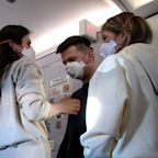 People are refusing mandatory orders to wear masks on flights, and it's causing mayhem with other passengers
