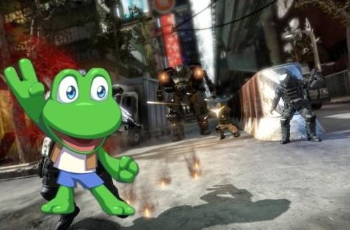 Rating: Blacklight dev making Frogger Hyper Arcade Edition
