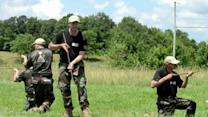 Extreme team building: Executives learn from Navy SEALs