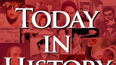 Today in History for November 24th