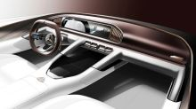 Mercedes-Maybach SUV concept: Vision Ultimate Luxury interior teased