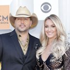 "Jason Aldean's Wife on Being a Stepmom: ""Whewwww! Buckle That Seat Belt, Girl!"""