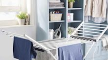 Aldi's bargain heated clothes airer has made a grand comeback