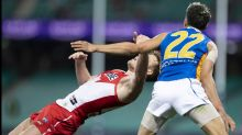 Suns beat Swans to move into AFL top eight