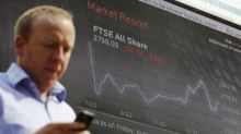 British stocks dented as Thomas Cook, miners sink