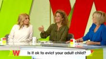 Loose Women clash on adult children living at home