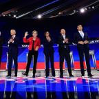 Democratic debate live updates: Candidates propose how to protect reproductive rights