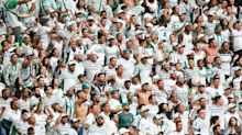 "Torcida do Palmeiras trata jogo contra Fla como ""despedida honrosa"""