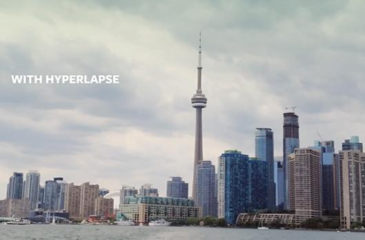 A taste of the amazing videos made with Instagram's new app, Hyperlapse