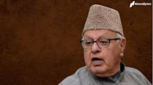 Kashmiris would rather be ruled by Chinese, says Farooq Abdullah