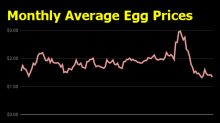 Cal-Maine Foods Scrambled by Low Egg Prices