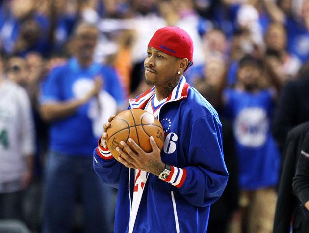 b05167446c8c49 Allen Iverson is going to announce his retirement from the NBA soon. First  reported