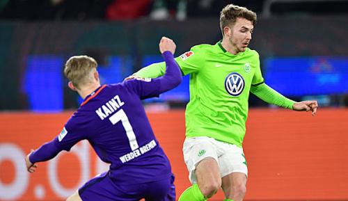 Bundesliga: Wölfe binden Horn langfristig